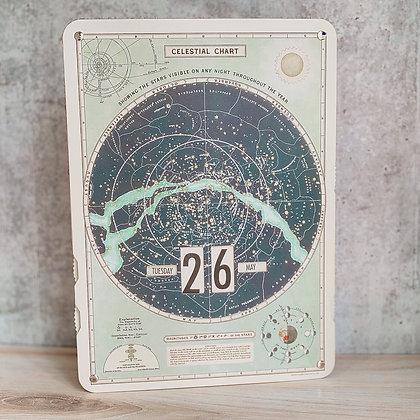 Celestial Perpetual Calendar