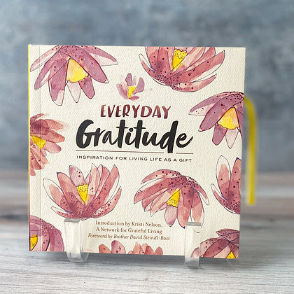 """Everyday Gratitude"" Book"