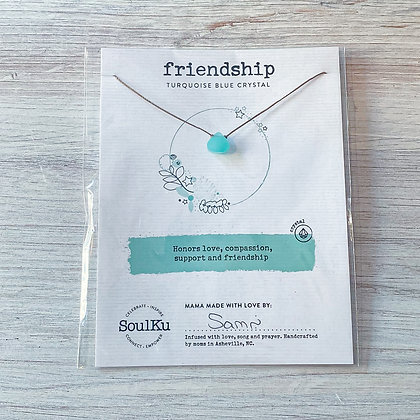 Soul Shine Friendship Necklace