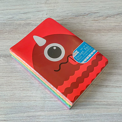 Pocket Pal Monster Journals