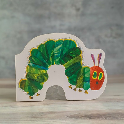 """All About The Hungry Caterpillar"" by Eric Carle"