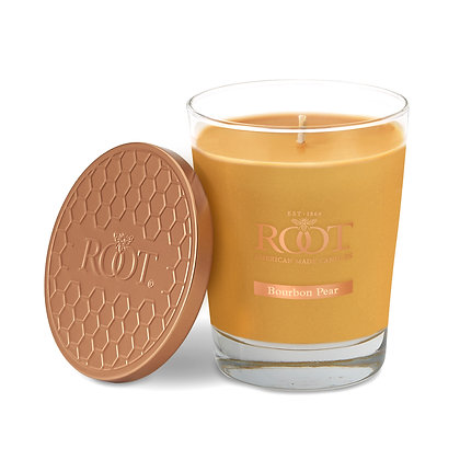 Bourbon Pear Candle