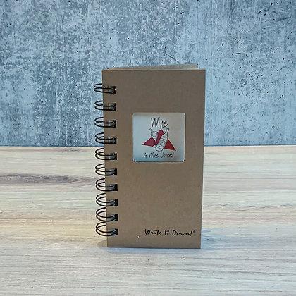 Mini Wine Journal