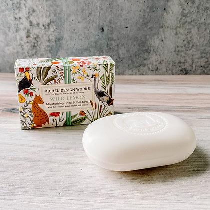 Wild Lemon Boxed Soap