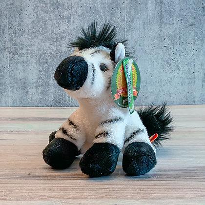 """6"""" Zebra - Buttersoft Plush Small World"""