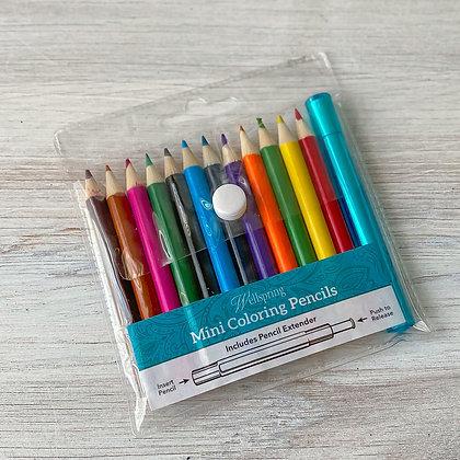 Mini Coloring Pencils