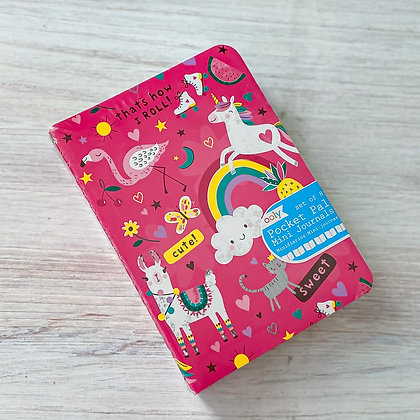 Funtastic Friends Pocket Pal Journals