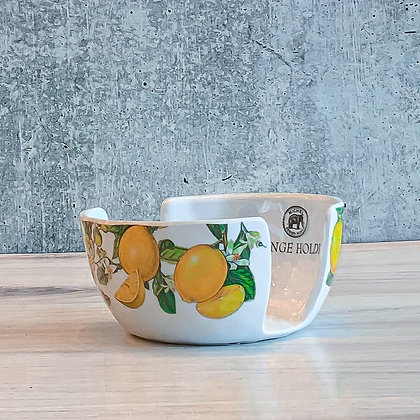 Michel Design Works Lemon Basil Sponge Holder