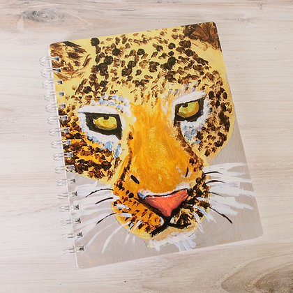 Spiral Notebook - Leopard