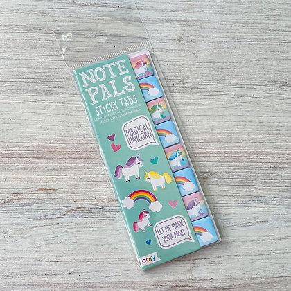 Magical Unicorn Note Pals