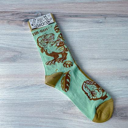 Socks - Tea-Rex