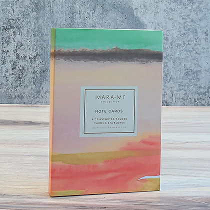 Mara-Mi Watercolor Note Card Set