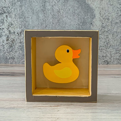 Ducky Reverse Box Sign