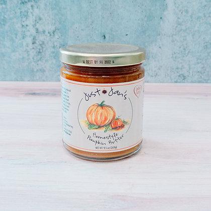 Homestyle Pumpkin Butter