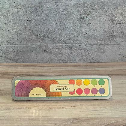Color Wheel Pencil Set