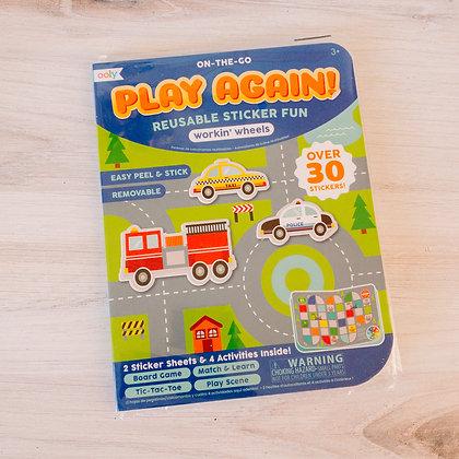Play Again - Workin' Wheels