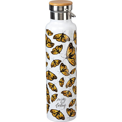 Butterfly Insulated Bottle
