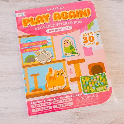 Play Again - Pet Play Land
