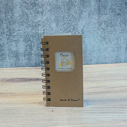 Mini Beer Journal