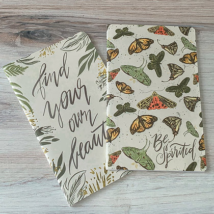 Notebook Set - Butterflies