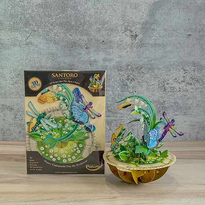 Butterflies & Dragonflies 3D Pop Up Cards