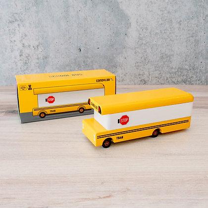 Candycar Schoolbus