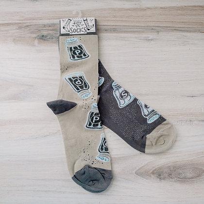 Socks - Salt & Pepper