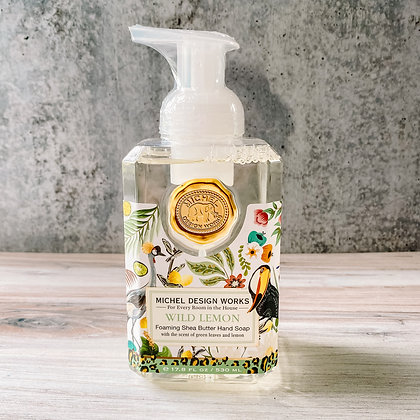 Wild Lemon Foaming Hand Soap