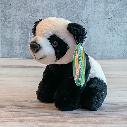 "6"" Panda - Buttersoft Plush Small World"