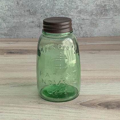 Mason Jar Coin Bank