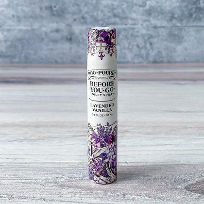 Poo-Pourri Lavender Vanilla 10ml