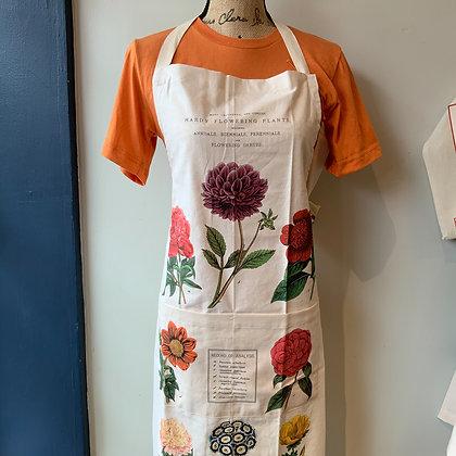 Botanical Vintage Apron