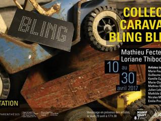 Julien Lebargy invité par le collectif Caravane Bling Bling