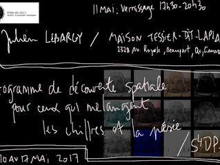 Julien Lebargy présente le S4DP+ : Programme de découverte spatiale pour ceux qui mélangent les chif