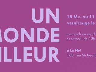 """Julien Lebargy avec le Collectif Gelato propose """"Un monde Meilleur"""""""