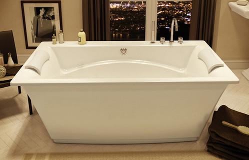MAAX BATHTUB OPTIK FREESTANDING | Tapworks Kitchen & Bath | Toronto ...