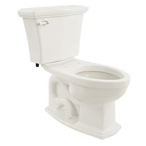 Toto Eco Clayton 2 piece elongated toilet, CST784EF#01 + SS154#01