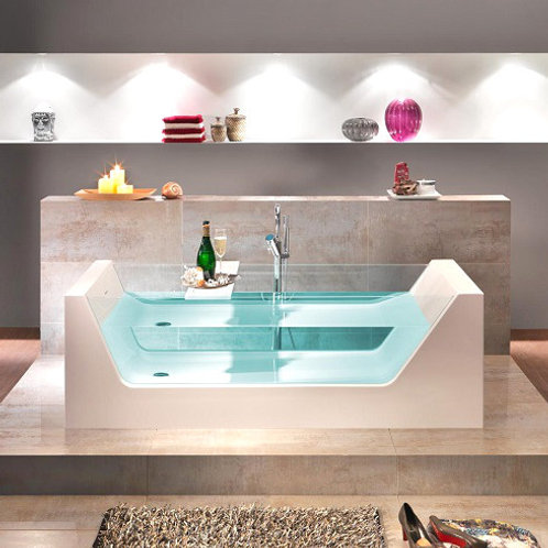 KNIEF BATHTUB LOOK FREESTANDING