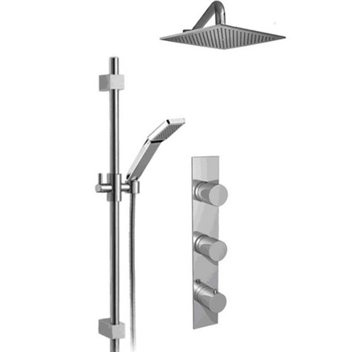 CABANO SHOWER FAUCET SET 3 SIXTY | Tapworks Kitchen & Bath ...