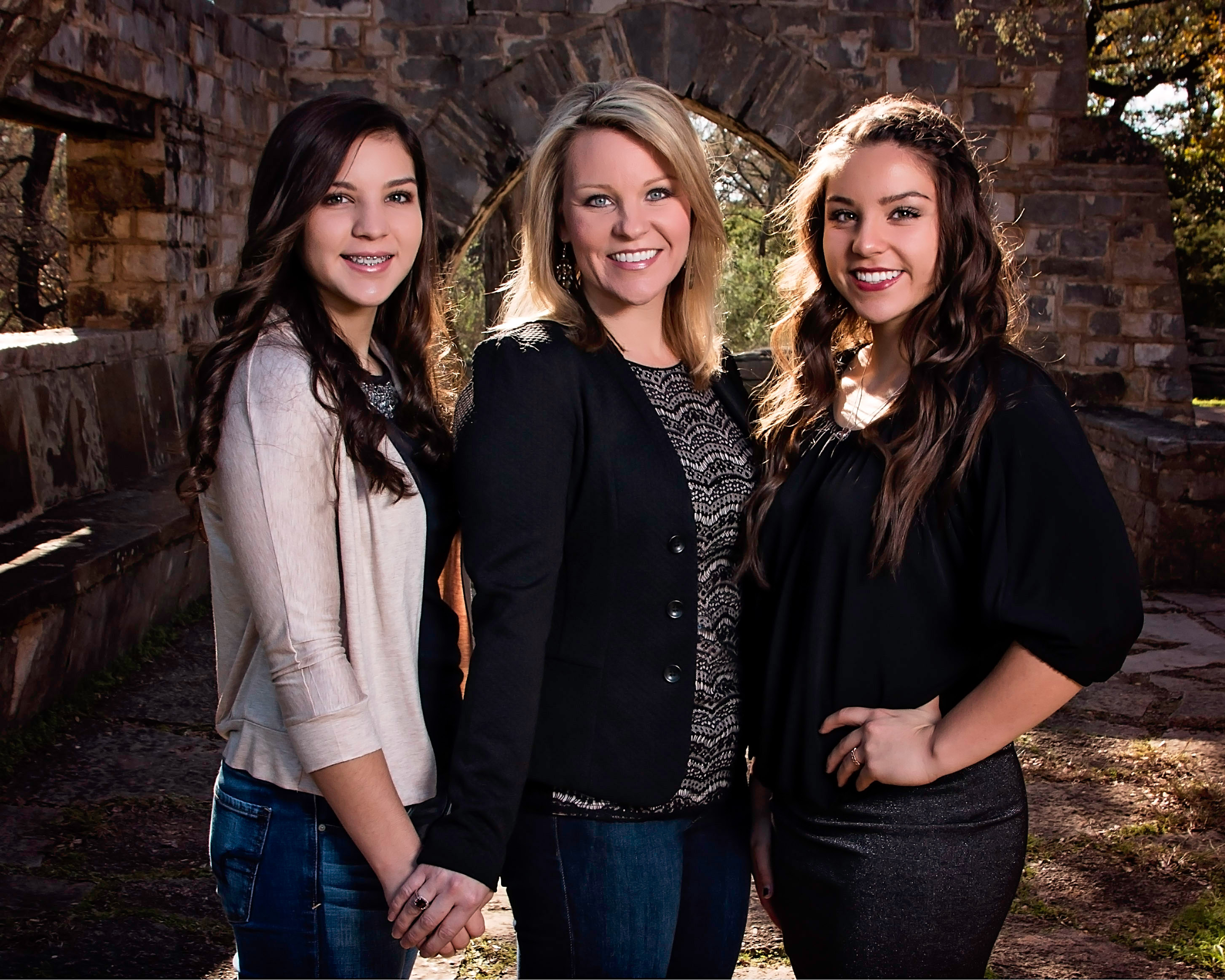 Family Portraits in Burnet,TX