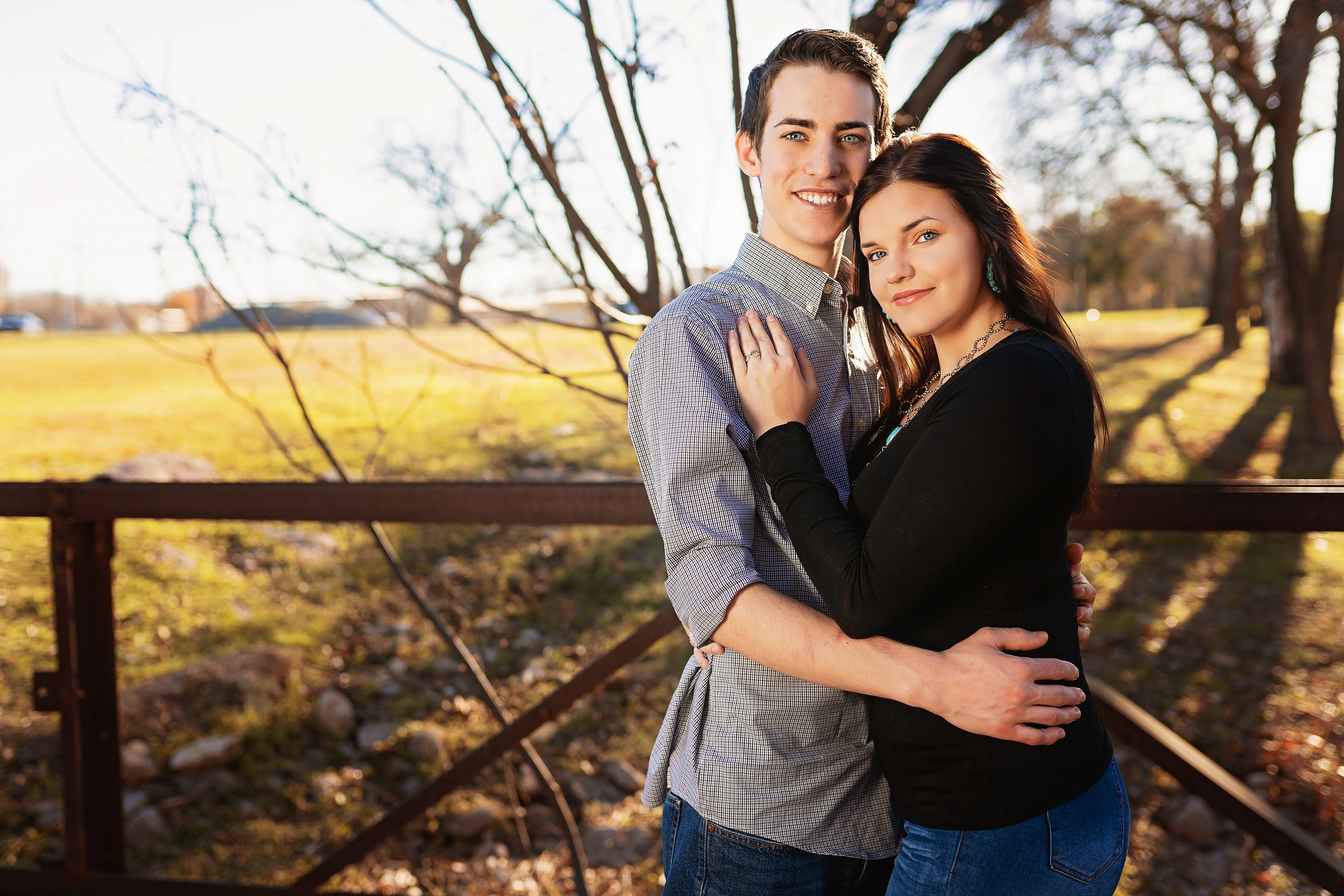 Couples Portraits in Marble Falls TX