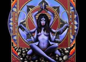 Over onze innerlijke schaduwdelen en trans-persoonlijke delen en de link met Indiase goden.
