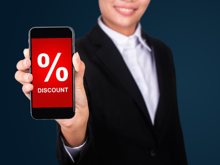 Thinking of Discounting Commissions? Think again.