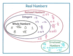 Real Number Venn Diagram w examples-page