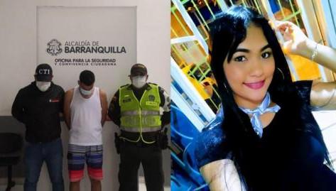 A la cárcel presunto feminicida de Sindy María en Soledad, tras propinarle golpe en la cabeza