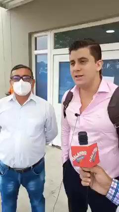 """""""Yo sigo siendo el gerente encargado del Hospital Local de Malambo"""": Heger Buelvas"""