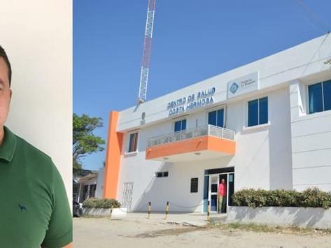 Edgar Leal, funcionario del Hospital Materno Infantil de Soledad se encuentra grave con Covid-19