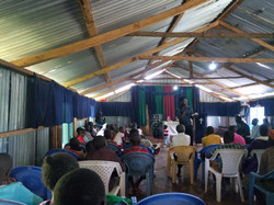 MAMBALA church