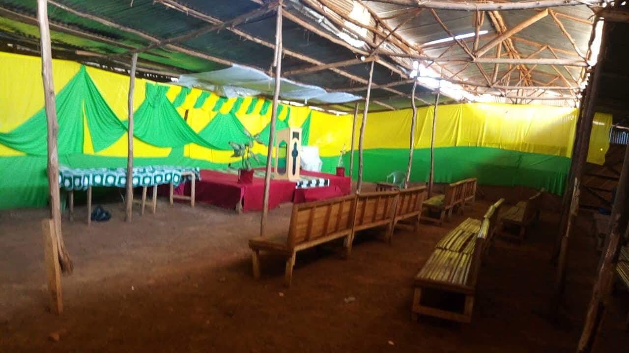 Embu-Kenya church