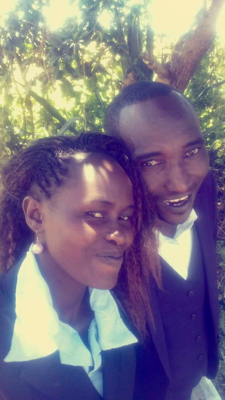Eva & Sammy Kinoti